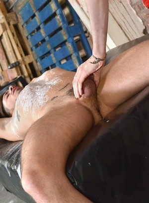 Naked Gay Tyler Jenkins,Alexis Tivoli,