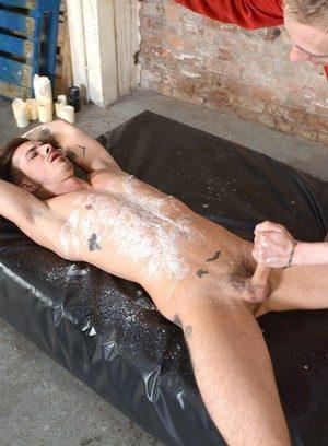 Sexy Guy Tyler Jenkins,Alexis Tivoli,