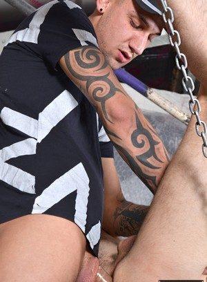 Horny Gay Tyler Jenkins,Alexis Tivoli,