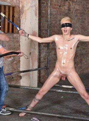 Naked Gay Tyler Jenkins,