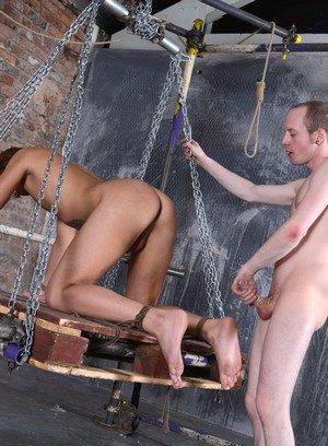 Naked Gay Sean Taylor,Casper Ellis,