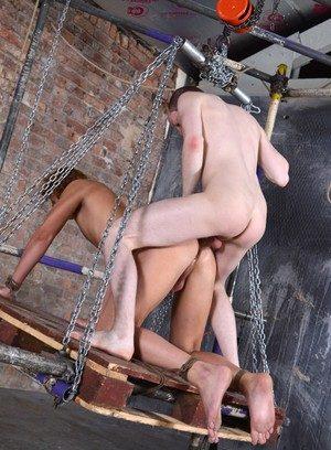 Hunky Gay Sean Taylor,Casper Ellis,