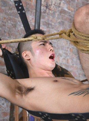 Horny Gay Yoshi Kawasaki,Titus Snow,
