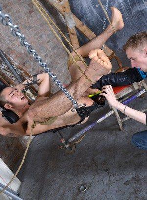Naked Gay Ashton Bradley,Yoshi Kawasaki,