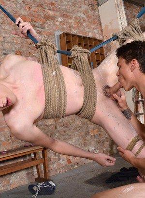 Hot Boy Johannes Lars,Titus Snow,