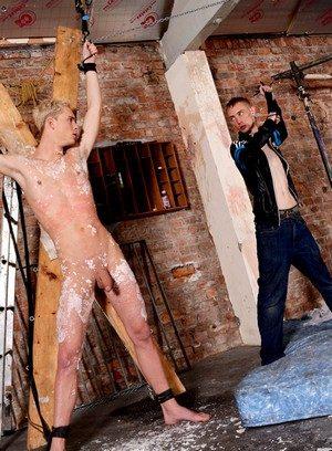 Hunky Gay Ashton Bradley,Kris Blent,