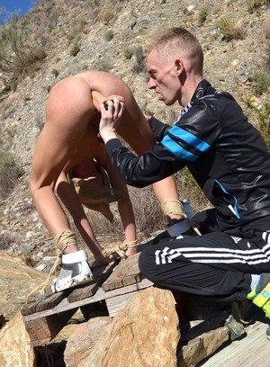 Naked Gay Ashton Bradley,Justin Blaber,