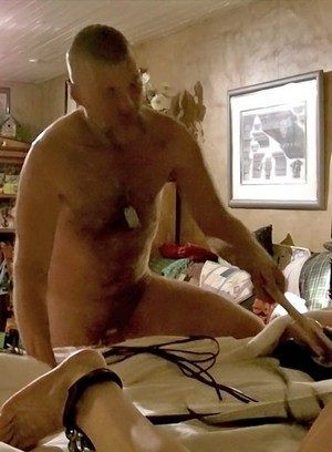 Naked Gay Piggie Tim,Master Spike,