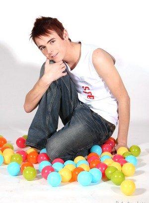 Naked Gay Josh Mckenzie,