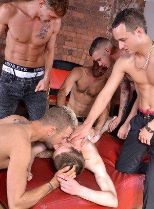 Hot Boy Deacon Hunter,Luke Desmond,James Lewis,Craig Daniel,Dwayne Adams,