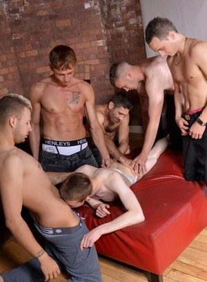 Good Looking Guy James Lewis,Luke Desmond,Deacon Hunter,Dwayne Adams,Craig Daniel,
