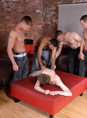 Handsome Guy Deacon Hunter,Luke Desmond,James Lewis,Craig Daniel,Dwayne Adams,