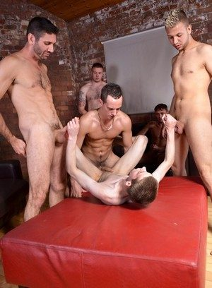 Cock Hungry Guy James Lewis,Luke Desmond,Deacon Hunter,Dwayne Adams,Craig Daniel,