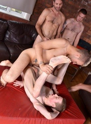 Hunky Gay Craig Daniel,Dwayne Adams,Deacon Hunter,Luke Desmond,James Lewis,