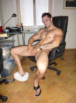 Hunky Gay