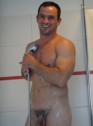 Hot Gay Andy West,