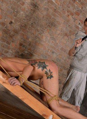 Naked Gay Titus Snow,Cameron James,