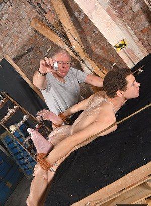 Naked Gay Sebastian Kane,Jonny Pistol,