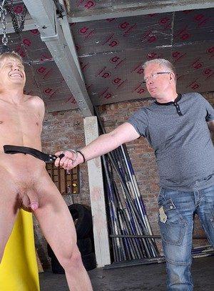 Naked Gay Sebastian Kane,