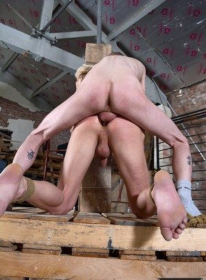 Cocky Boy Kris Blent,Ashton Bradley,