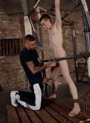 Hunky Gay James Lewis,Tyler Jenkins,
