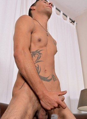 Hunky Gay Stanley Smith,