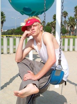 Naked Gay Ian Madrox,