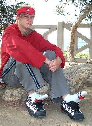 Sexy Dude Ian Madrox,