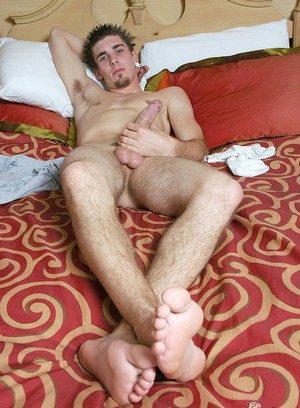 Cocky Boy Evan Heinze,