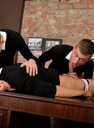 Hot Gay James Lewis,Leo Rain,Skylar Blu,