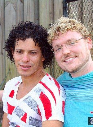Hot Gay Freddy Cuebas,Casey Young,