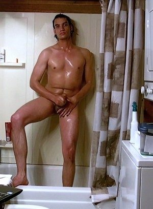 Naked Gay Tristan Hollister,