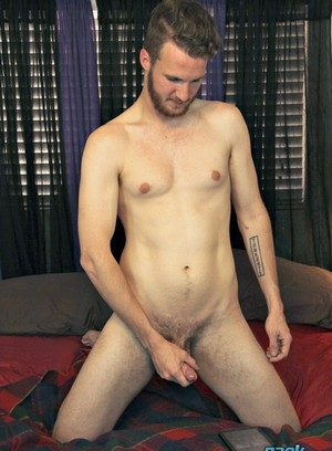 Naked Gay Luke Mason,