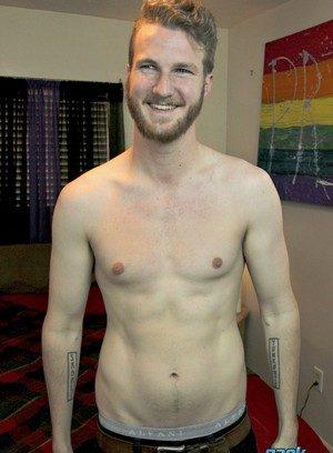 Sexy Guy Luke Mason,