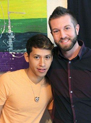 Hot Gay Alfonso Gutierrez,