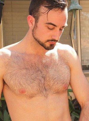 Hunky Gay Mason Lear,
