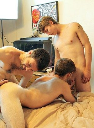 Big Dicked Gay Derrick Dickem,Marcus Rivers,