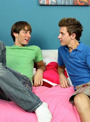 Hot Gay Nathan Stratus,