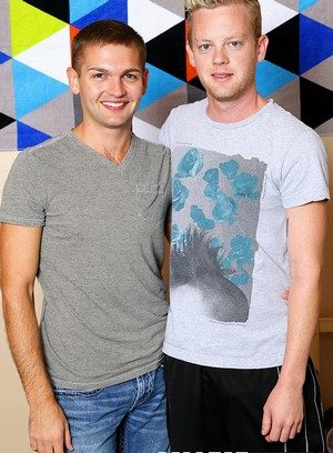Hot Gay Justin Andrews,Conner Mason,