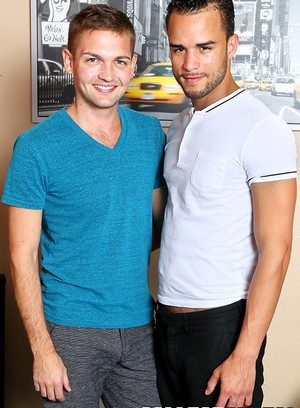 Hot Gay Conner Mason,Javier Cruz,