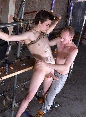 Wild Gay Sean Taylor,Eli Manuel,