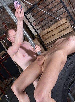 Cute Gay Sean Taylor,Kris Blent,