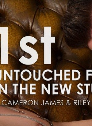 Hot Gay Cameron James,Riley Jordon,