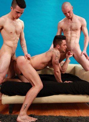 Naked Gay Jason Domino,Andrea Suarez,