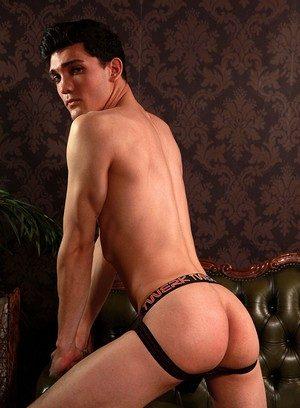 Hunky Gay Luke Tyler,Izan Loren,