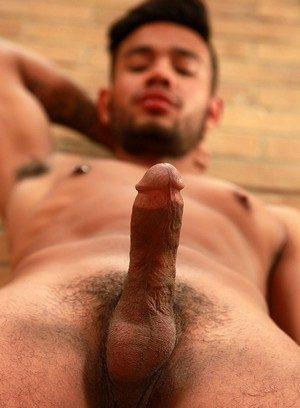 Naked Gay Jeffrey Parker,
