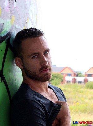 Big Dicked Gay Logan Moore,