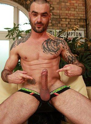 Naked Gay Nathan Raider,Issac Jones,