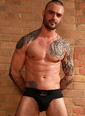 Wild Gay Nathan Raider,Issac Jones,