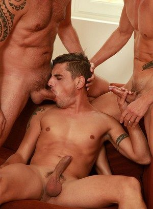 Sexy Guy Nils Angelson,Iago Torres,Nick Spears,